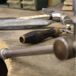 coppersmithing workshop