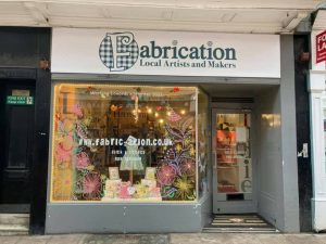 Fabrication Crafts is a social enterprise that supports local artists and makers. We have work and retail space in Leeds and York