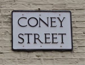 Coney Street York