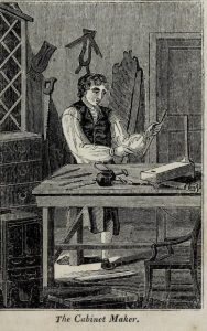 Woodworkers and carpenters on Coney Street York. Using deed records and British Furniture Online we have been able to find out information