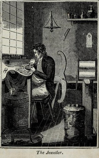 Jeweller and Watchmaker Coney Street York